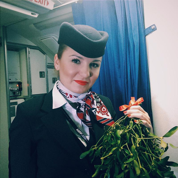 LOT Polish Airlines KISSaLOT