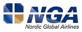 NGA-Nordic Global Airlines logo