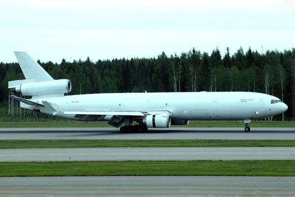 Nordic Global MD-11F OH-LGC (white)(Grd) HEL (MF)(LRW)