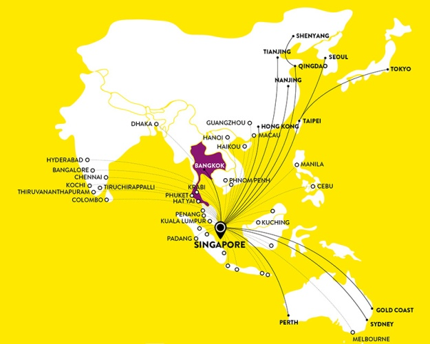 Scoot 12.2014 Route Map