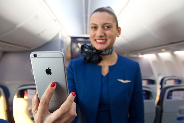 american airlines to use electronic flight attendant manuals world rh worldairlinenews com Republic Airways Flight Attendant Uniforms Republic Airways Flight Attendant Forums