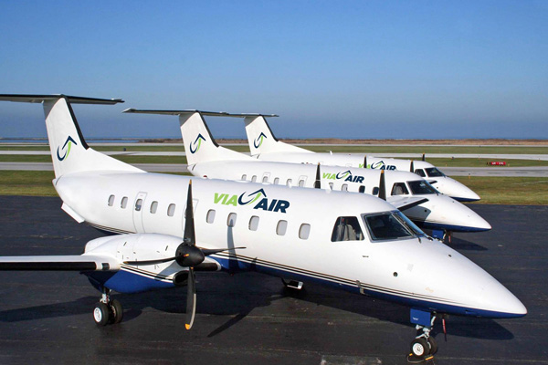 ViaAir EMB-120 Fleet (ViaAir)(LRW)