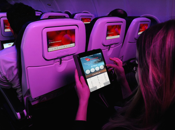 Virgin America Wifi 3