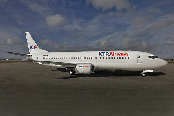 AerSale 737 Charter Jet