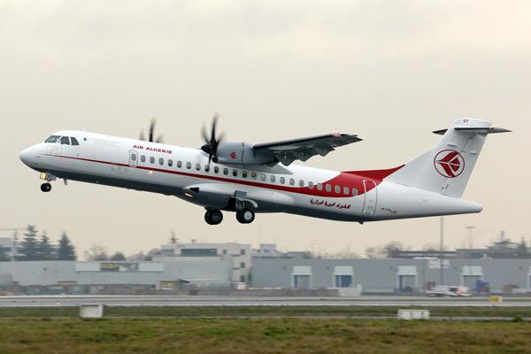 Air Algerie ATR 72-600 7T-VUT (00)(Tko)(LRW)
