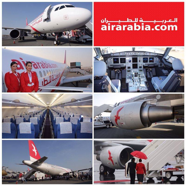 Air Arabia photos