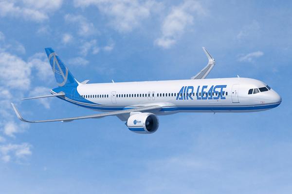 Air Lease A321neo (Airbus)(LRW)