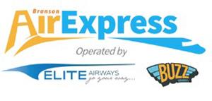 Branson AirExpress logo