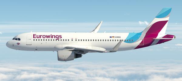 Eurowings A320-200 (15)(Flt)(Eurowings)(LRW)