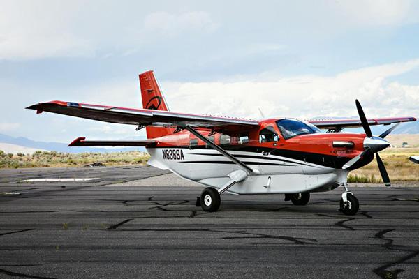 Gem Air Kodiak 100 N838SA (Grd)(Gem Air)(LRW)