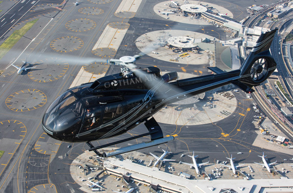 Gotham Air Bell 407 Helicopter