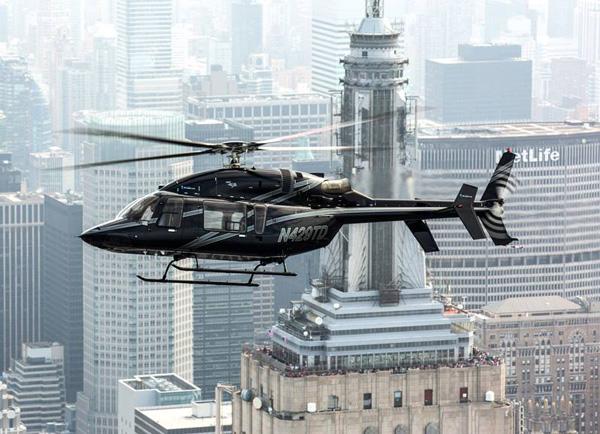 Gotham Air over Manhattan