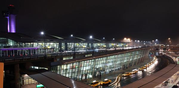 Aeroporto New York John F Kennedy : Terminal world airline news
