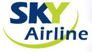 Sky Airline (Chile) logo-1