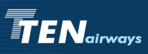 Ten Airways logo