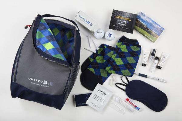 United Global First PGA amenity kit (LRW)
