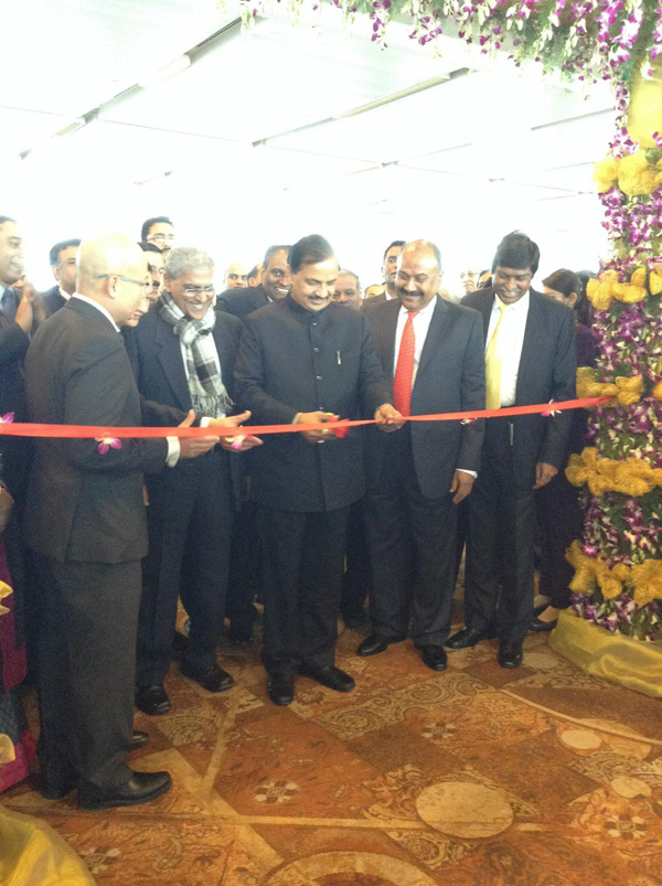 Vistara ribbon cutting ceremony (Vistara)(LR)