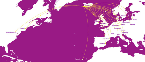 Wow Air 1.2015 Route Map (LRW)