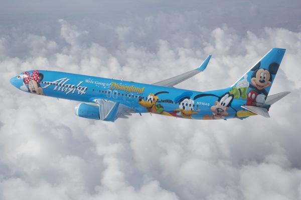 Alaska Airlines Boeing 737-900 Spirit