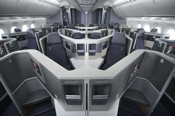 Business Class Seats World Airline News