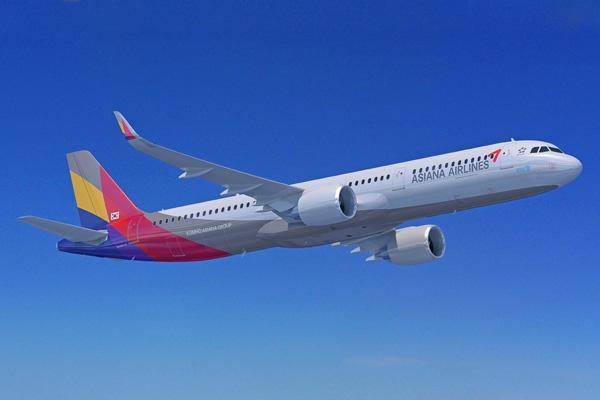 Asiana A321neo (06)(Flt)(Airbus)(LRW)