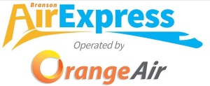 Branson AirExpress-Orange Air logo (large)