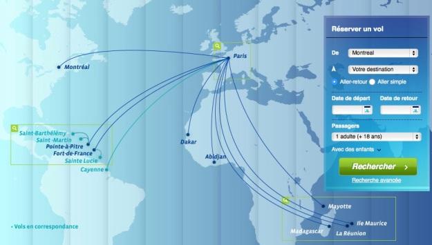 Corsair 2.2015 Route Map