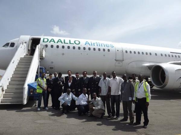 Daallo (Air Mediterrannee-Hermes) A321-100 SX-BHS (Air Mediterranee CS)(Grd)(Daallo)(LR)