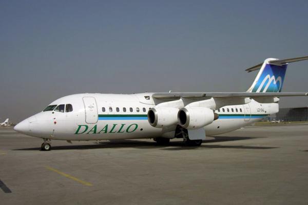 Daallo (Aviostart) 146-200 LZ-DAL (Grd)(Daallo)(LRW)