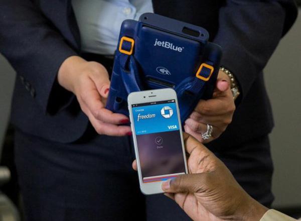 JetBlue-Apple Pay