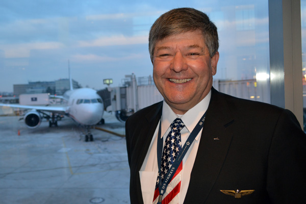 US Airways FO Jim Zazas PHL (JS)(LRW)