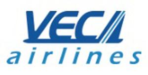 Veca Airlines logo