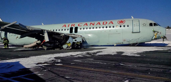 Air Canada A320 C-FTJP (04)(Crash Site) Halifax (TSB)(LR)