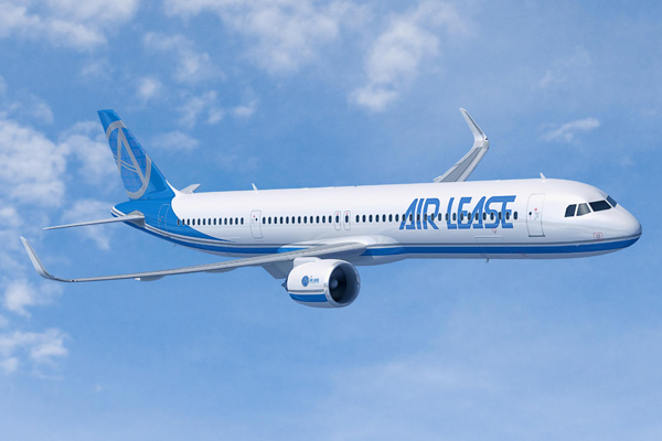 Air Lease A321LR (Airbus)(LRW)