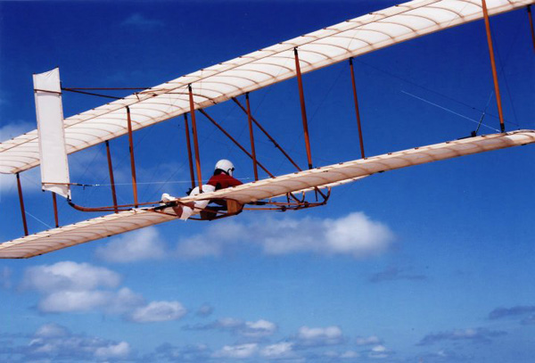 Connie Tobias 1902 Wright Glider (LR)
