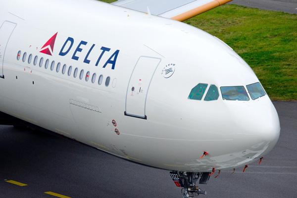 Delta A330-300 42-T F-WWYX (07)(Nose)(RO) TLS (Airbus)(LRW)