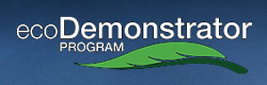 ecoDemonstrator Program logo