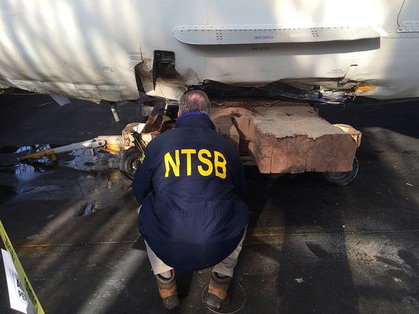 NTSB Dan Bower DL 1086