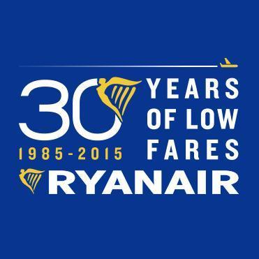 Ryanair 30 Years