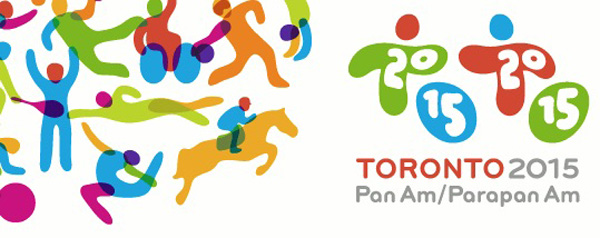 Toronto 2015 Pan Am Games logo