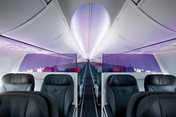 Virgin Australia 737-800 Business Class 1 (VA)(LRW)