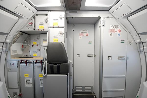 Vueling.com A320-200 WL EC-MEQ (04)(Galley)(Airbus)(LRW)