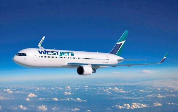 WESTJET - E komo mai (welcome) aboard WestJet's Boeing 767