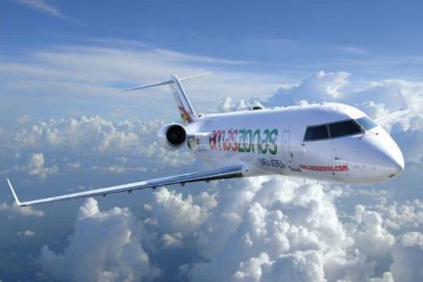 Amaszonas CRJ200 (Flt)(Amaszonas)(LR)