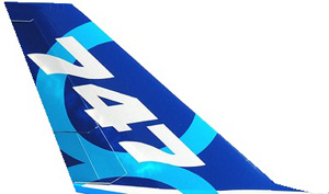 Boeing 747-8 Tail