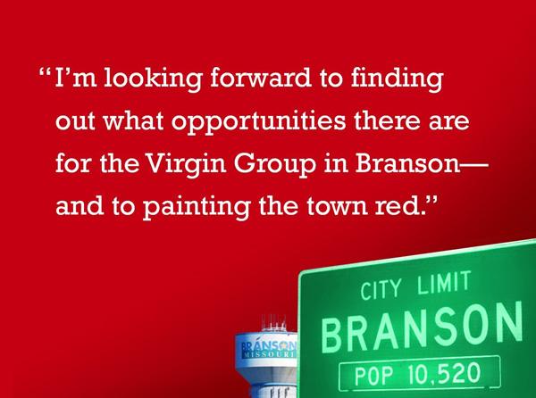 City Limit Branson