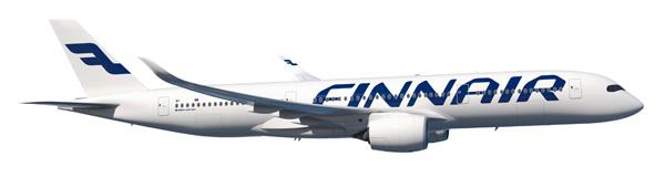 Finnair A350-900 (10)(Flt-1)(Finnair)(LRW)