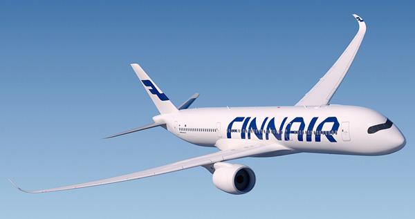Finnair A350-900 (10)(Flt)(Finnair)(LR)
