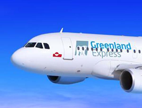 Greenland Express A320 Nose (LR)