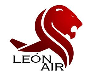 Leon Air logo (LRW)